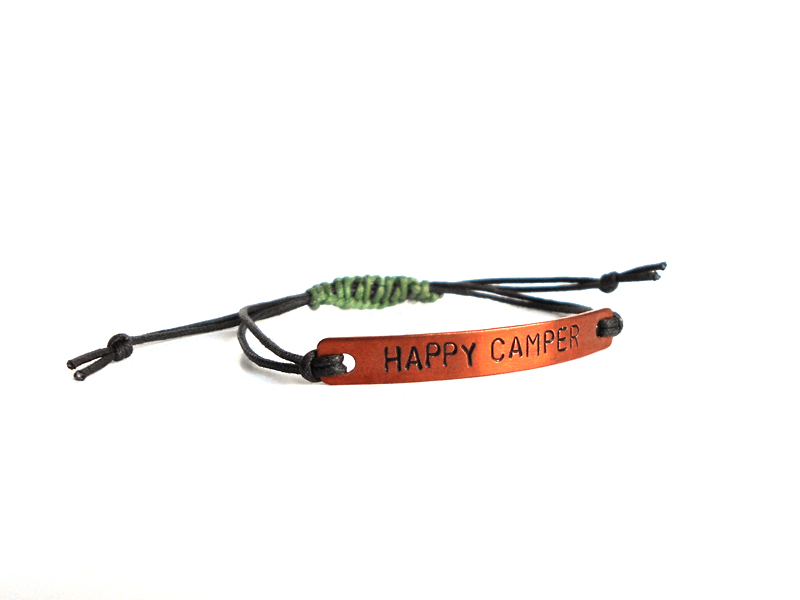 Happy Camper Bracelet